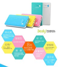 Famous brand wholesale cell phone chargers with 11000mah power bank Besky amazon best seller