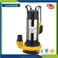 Submersible V series 1hp electric water pump motor price