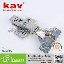 Frameless Shower Swing Adjust Spring Door Hinge DO-920B