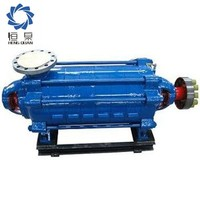 Centrifugal multistage diesel injection sump pump