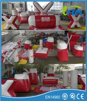 PSP paintbball bunkers/air paintball bunkers/inflatable PSP paintball for sale