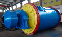 Good quality grinding machine ore preparation machines ball mill used in ore processing plant