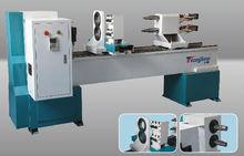 Automática de madera copia torno para madera de bricolaje/1m máquina del torno