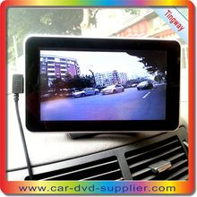 new unique product ideas 800*480 GPS digital reversing camera,easy for changing lane,7""