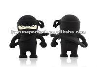 mini usb cute pendrive Ninja cartoon