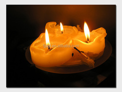 Canvas oil painting black, candlelight canvas painting for sale