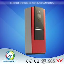 scroll compressors high efficiency best sale air water all in one heat pump