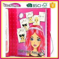 Hot Selling kids diy cosmetics makeup