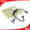 Colorful sports cheap wireless stereo bluetooth headset from headphone manufacturer led earphone