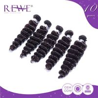 Highest Quality Silk Smooth Wavy Virgin Tac Tic Hair Extension Strands Human