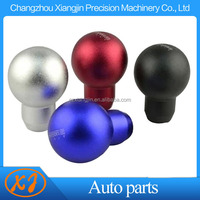 beautiful design cnc anodized aluminum automatic gear shift knob