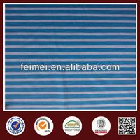 New Product Summer TR YD Feeder Stripe Knitted Fabric Weather Resistant Material