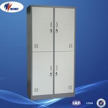 Piccolo armadietto di metallo per il bagaglio in acciaio/acciaio armadio pacco