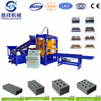 industrial machines simple fly ash brick making machine for glass block from china