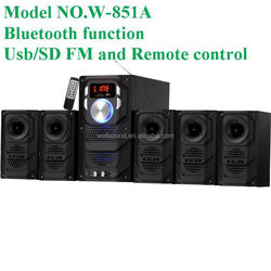 Computer Accessory with USB/SD/FM/2MIC/REMOTE/LED DISPLAY