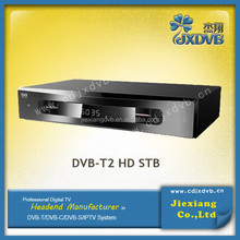 Best price digital tv converter box DVB T set top box for Mexico Market