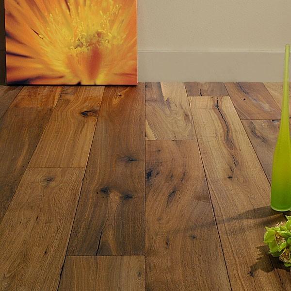 Uv Coated Solid Smoked Oak Wood Flooring Buy Uv Coated Solid