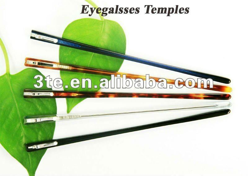 Eyeglass Frame Temple : Eyeglass Temples For Optical Frame Parts - Buy Eyeglass ...
