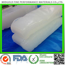 Low hardness soft silicone rubber for swimming caps