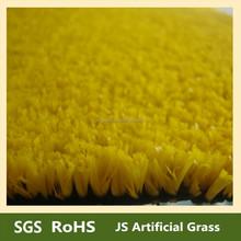 5/32 gauge artificial turf grass yellow hockey grass