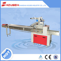 Easy and simple to handle manual soap wrapping machine with CE