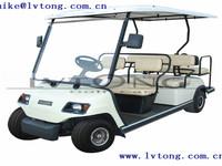 6 seater club golf car solar vehicle (LT-A4+2)