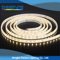 SMD 5050 DC12V IP67 flexible led strip with CE RoHS certification