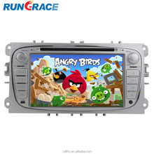 ford focus android 4.2.2 car radio dvd gps navigation system