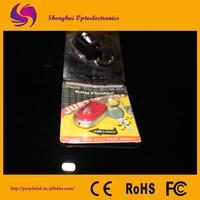 Fashion Mobile Phone Chain 2pcs/set Plastic Whistle Electronic Key Finder