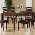Durable usado de mesa y una silla para el restaurante trdt- 052