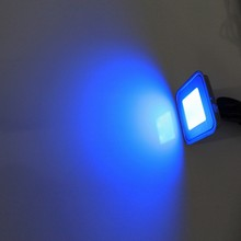 outdoor blue light led underground lamp 9mm thickness only (SC-B102B)