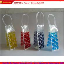 Quality plastic wine cooler bags
