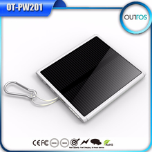 2015 Newest fashion move solar mobile phone charger for ipad