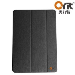 3 fold flexible velcro tablet case for ipad air 2 fancy image case for ipad air 2 for ipad air accessories