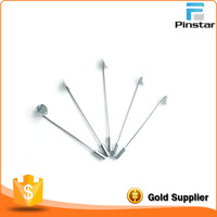 Make your own design metal long needle lapel pin manufactures China