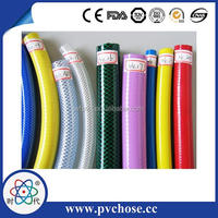Pvc Collapsible Yellow Lay Flat Hose