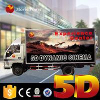 Best selling 3d 4d 5d cinema glasses 5d dynamic home theater seats