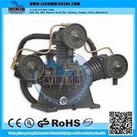 Chinese products wholesale two-cylinder car air brake pumps