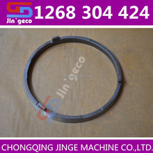 Synchronizer ring OEM 1268304424 for S6-80 / S6-100 / S6-150 / QJ1506 / S6-160 gearbox for higer / yutong /zhongtong bus