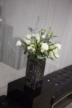 Hanging partition,background wall decorative,Aluminum chain curtain