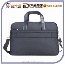 Hot selling polyester laptop business carry bag