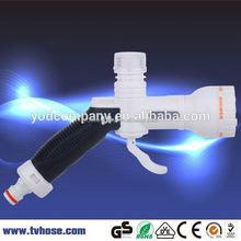 Factory price high pressure garden hose sprayer garden