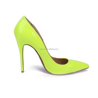 light green heels patent leather stiletto pumps red bottom shoes multi color option womens pumps heels
