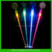 Flashing Plastic LED Swizzle Sticks