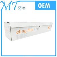 transparent pvc cling film for keeping fresh