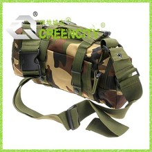 Tactical Molle Waist Bag Single Shoulder Bag Outdoor Backpacking Bag Camouflage