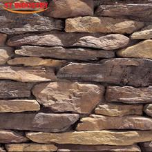 Artificial interior wall stone decoration indoor artificial stone wall