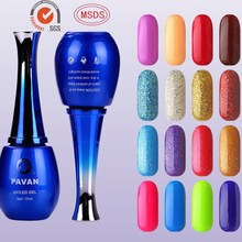 2015 hot sale private label easy soak off uv gel nail polish with OEM