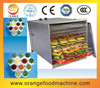 2015 hot sale stainless steel 10 layers industrial fruit food dehydrator machine