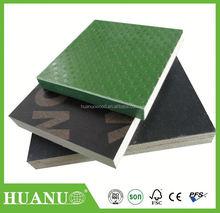 plastic plywood sheet, 19mm block board,construction wood / timber